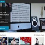 JellyNote, encuentra cientos de canciones con sus partituras gratis