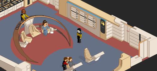 Pixeltrek, juego retro para fans de Star Trek
