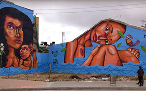 Google Street Art, galería online de arte urbana