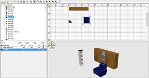 Sweet Home 3D - diseñar hogares y oficinas con objetos 3D