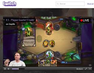 Justin.tv cerró y ahora se centra en Twitch.tv