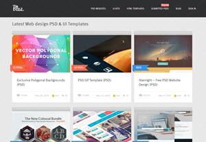 Blaz Robar - miles de recursos gratuitos para tus diseños web y gráficos