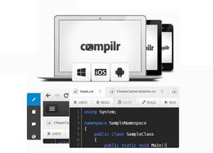 Si estás buscando aprender a programar a fondo en C, C++, C#, javaviscript, php y html5, tienes que entrar a ver el sitio web Compilr.