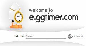 e.ggtimer - relojes virtuales para controlar nuestras tareas