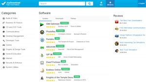 JoyDownload - directorio con miles de programas para descargar gratis