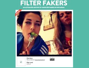 Filterfakes - descubre si una foto de Instagram usó o no filtros