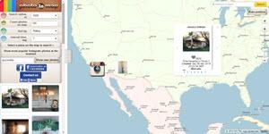 PhotoInMap - descubre las fotos de Instagram en un mapa del mundo