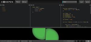 CodePen – editor online para programación en html5, css3 y javascript