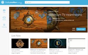 Dailymotion Games – nueva plataforma de streaming en vivo de videojuegos