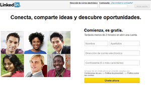 LinkedIn - la mayor red social para profesionales