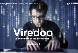 Viredoo - red social para informáticos, donde conseguir feedback de tus proyectos