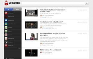 MediaTram - ver vídeos online gratuitos desde 29 sitios diferentes