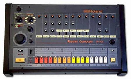 HTML5 Drum Machine - máquina de ritmos online creada en HTML5