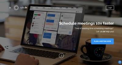 Vyte.in - organizador de reuniones en horarios más convenientes