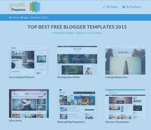 GooyaabiTemplates - decenas de templates para Blogger gratis