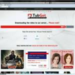 Tubget descargar videos online