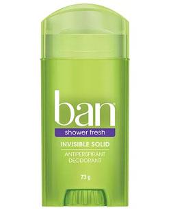 Desodorante Ban Shower Fresh