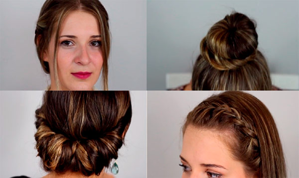 Modelos de penteados