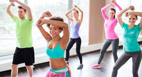Zumba fitness é uma ótima dança para emagrecer