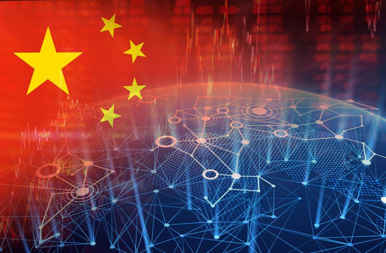 China acelera tecnologia Blockchain