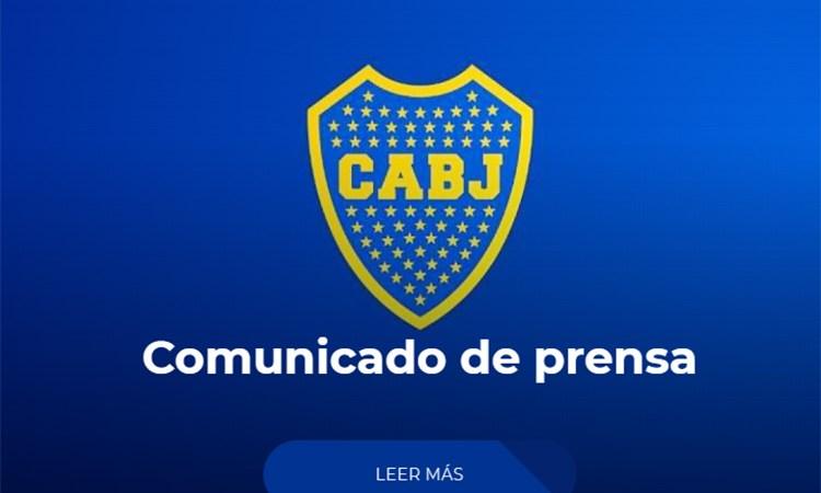 Comunicado oficial de prensa del Club por el caso Villa