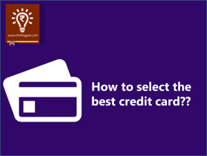 How to select best credit card