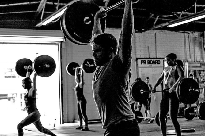 Performance360 Olympic Weightlifting Classes Pacific Beach