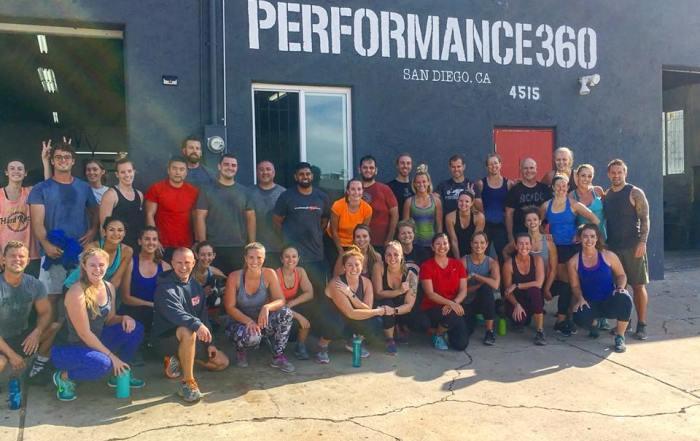 Sunday Community Workout Performance360