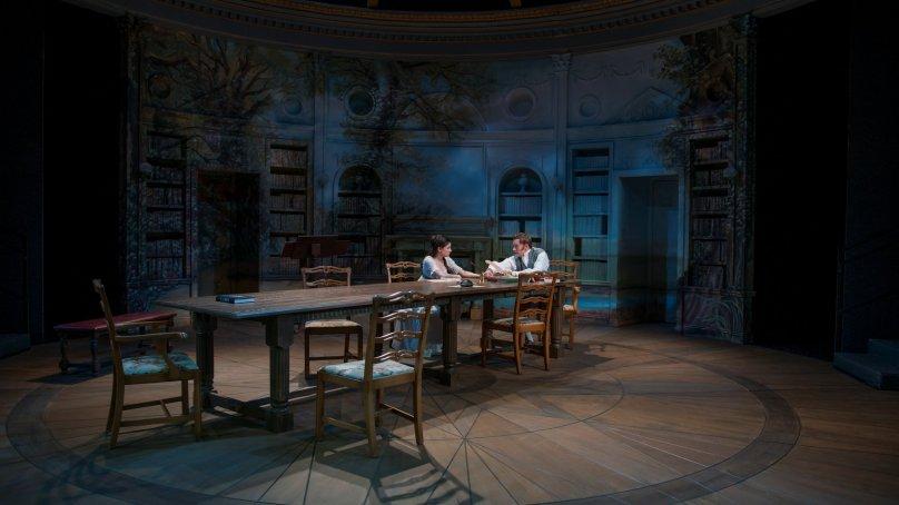 Stunning ARCADIA Ushers in New Era at Writers