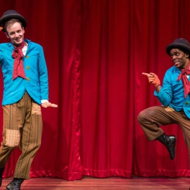 THADDEUS AND SLOCUM Wows at Lookingglass