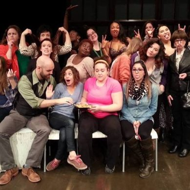 Broken Nose Theatre: Setting Goals and Carving an Identity
