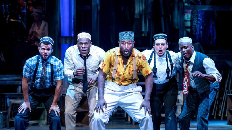 SMOKEY JOE'S Delivers Chicago History and Non-Stop Talent