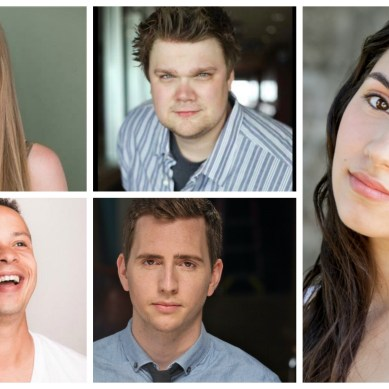First Floor has its THE DEER AND THE LOVERS Cast and Creative Team.