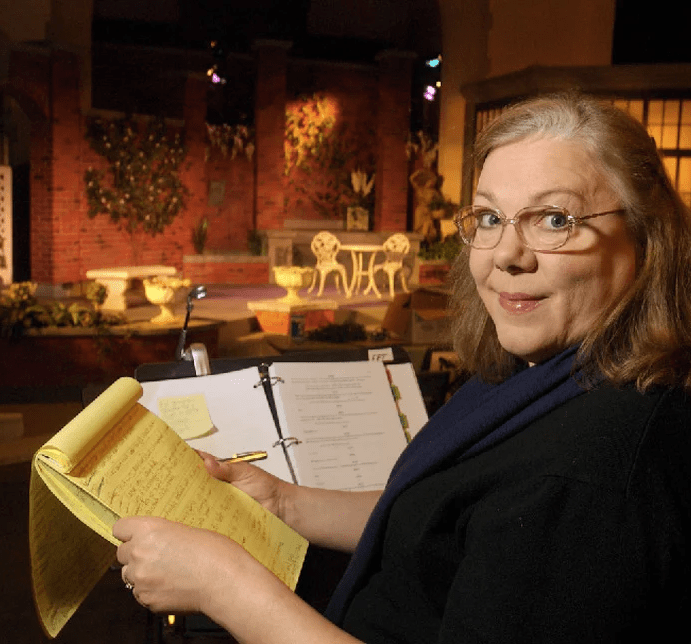 Alison Vesely, Artistic Director of First Folio Theatre, Passes Away at 59