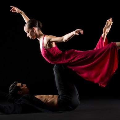 Dance Theatre of Harlem Shares Timely Pieces of Empowerment at the Auditorium