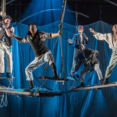Lookingglass Announces Cast for BEYOND CARING and MOBY DICK