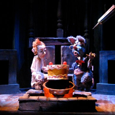 The SORCERER'S APPRENTICE Highlights the Art of Puppetry