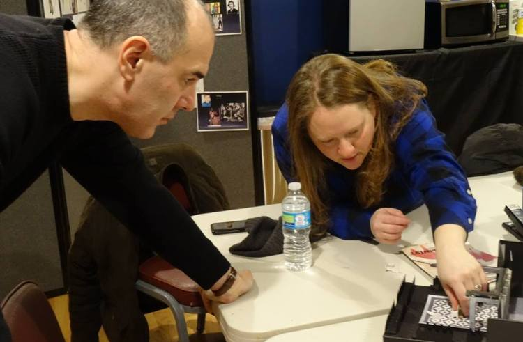 Inside THE COLUMNIST Part Three: Conversation With the Playwright