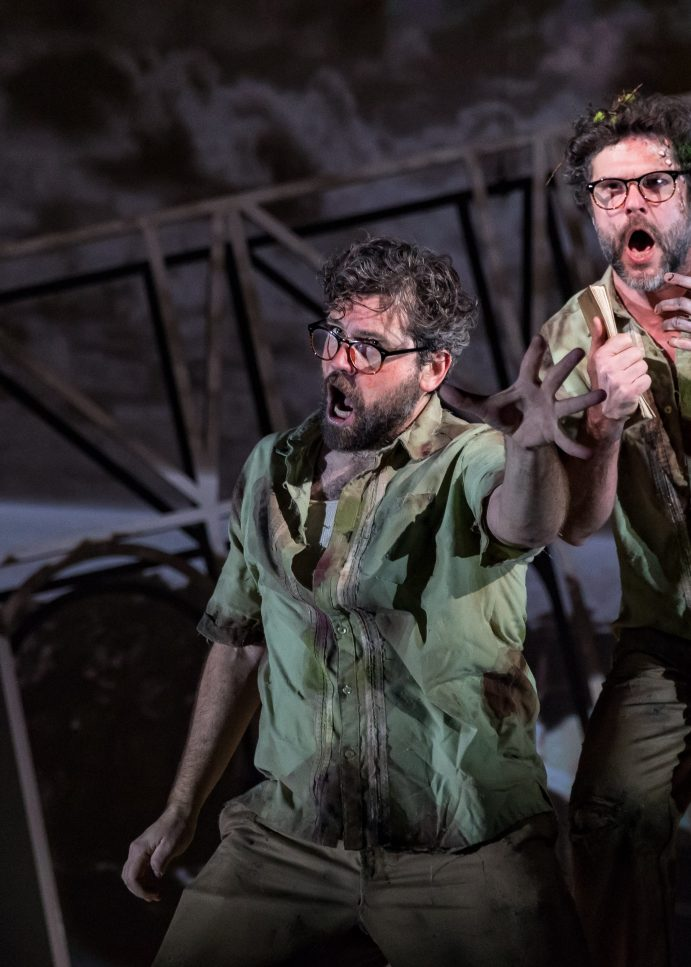 Beautiful Singing Brings Lackluster Story to Life in THE INVENTION OF MOREL