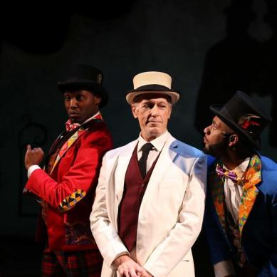 Porchlight's Haunting THE SCOTTSBORO BOYS Has Timely Resonance