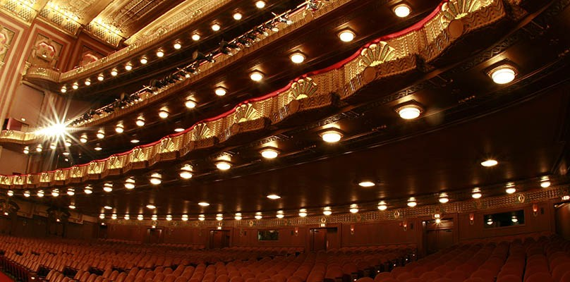 Lyric Opera House to Get New Seating and Sightlines in 2020