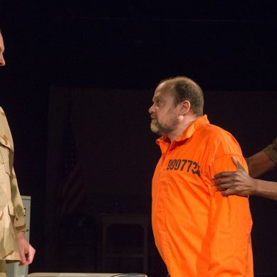 SKIN FOR SKIN Tackles Post 9/11 Military Chaos and Muslim-American Fear