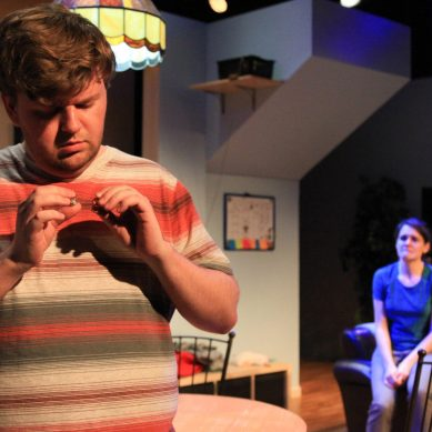 Interrobang's FALLING Explores Themes of Unconditional Love and Surrender