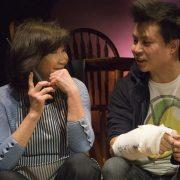 Family Dynamics Gracefully Ring True in AMERICAN HWANGAP