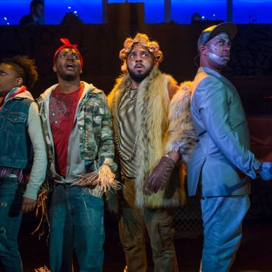 Packed with Talent, Kokandy's THE WIZ Blows the Roof Off