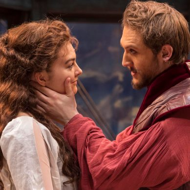 SHAKESPEARE IN LOVE Is Witty, Romantic and Exceptionally Well Staged