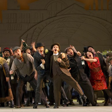 Lyric Opera's MY FAIR LADY Will Have Audiences Dancing All Night