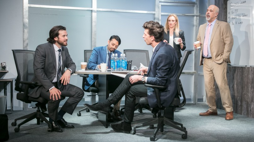 Review: IDEATION at Jackalope Theatre Company