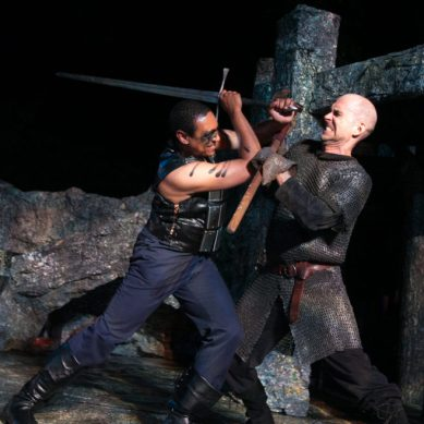 Review: MACBETH at Oak Park Festival Theatre