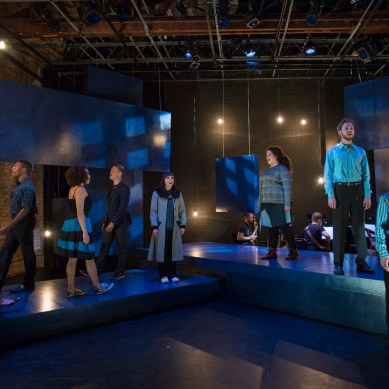 Review: LITTLE FISH at Kokandy Productions